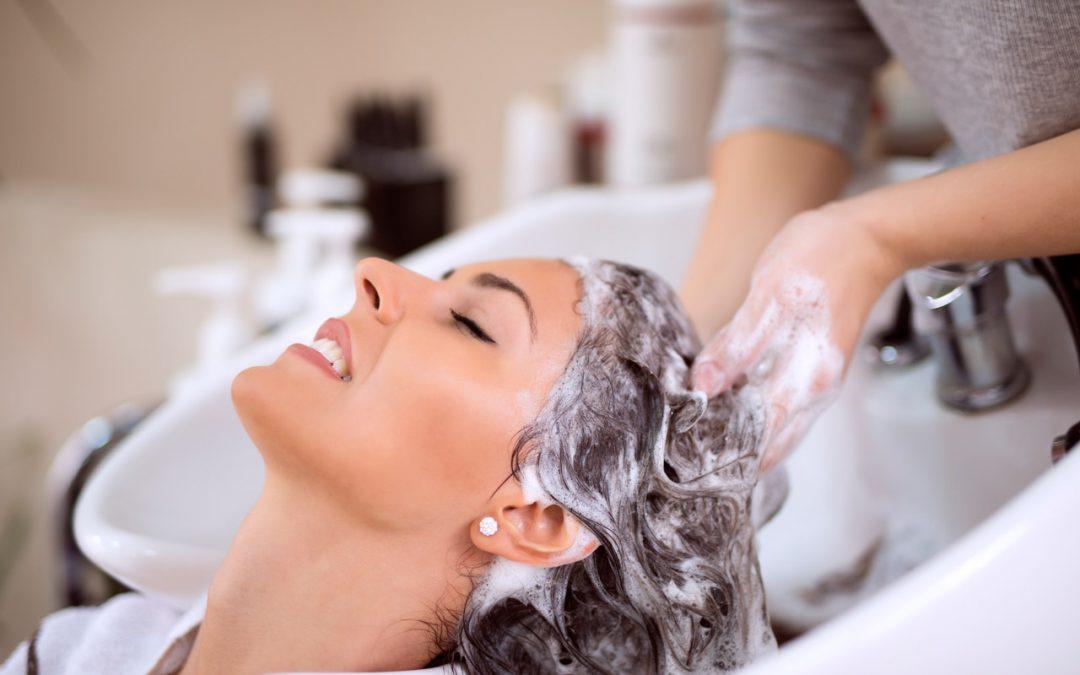 Haarpflege und Beratung
